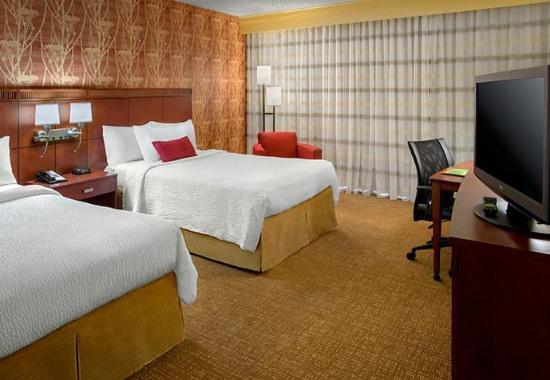 Wayne, Pensilvania: Double/Double Guest Room