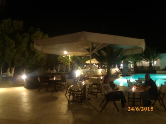 Arion Bay Hotel: Anlage