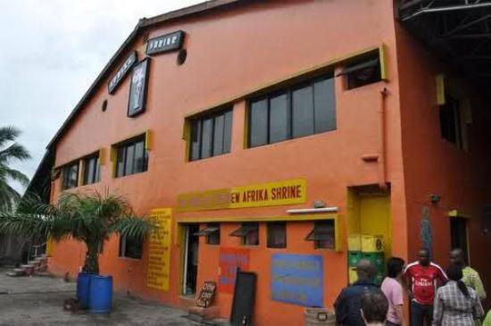 Ikeja, Nigeria: The New Afrika Shrine