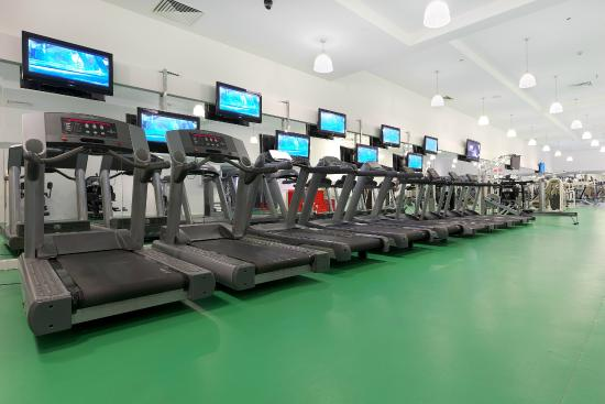 The Marmara Antalya: New Fitness Center