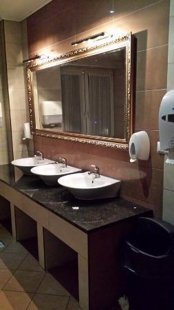 Hotel Paradiso - toaleta