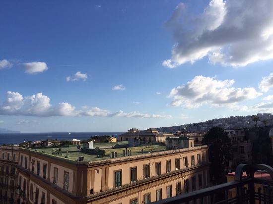 Villa Margherita : Недо-живописный вид