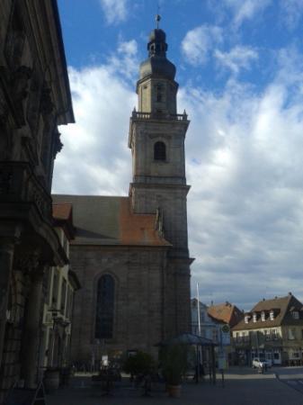 Dreifaltigkeitskirche Erlangen