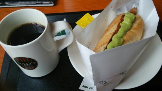 TULLY'S COFFEE Yokohamashidaifuzokubyouin