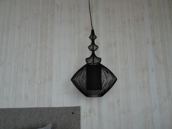 lampe im zimmer bild von inselloft norderney norderney tripadvisor. Black Bedroom Furniture Sets. Home Design Ideas