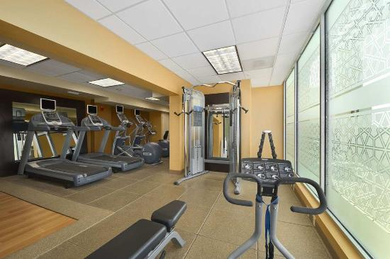 Embassy Suites by Hilton Tampa - Downtown Convention Center: Fitness Center