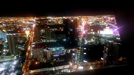 Top Of The World Stratosphere Restaurant Las Vegas Nevada Usa