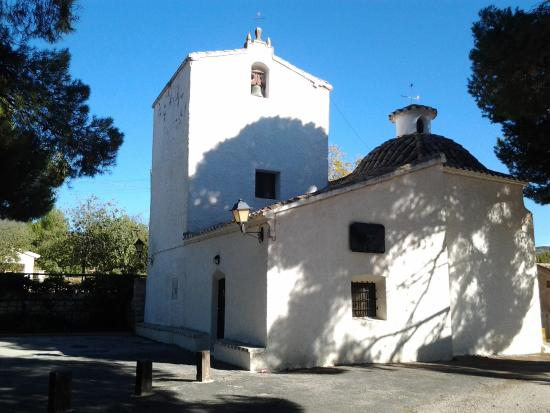 Onil, Spain: Ermita de Santa Ana