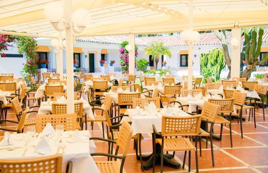 Globales Pueblo Andaluz: Restaurante