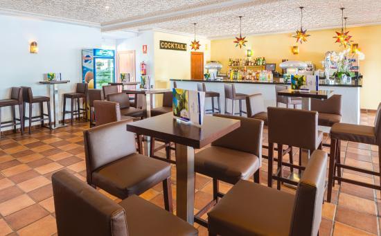 Globales Pueblo Andaluz: Bar