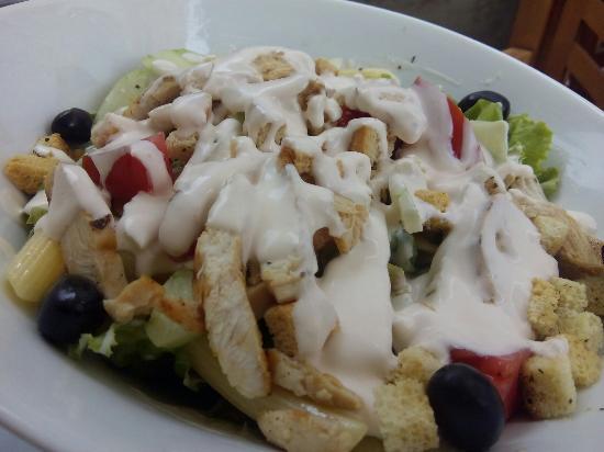 Plovdiv Province, Bulgaria: Italian salad
