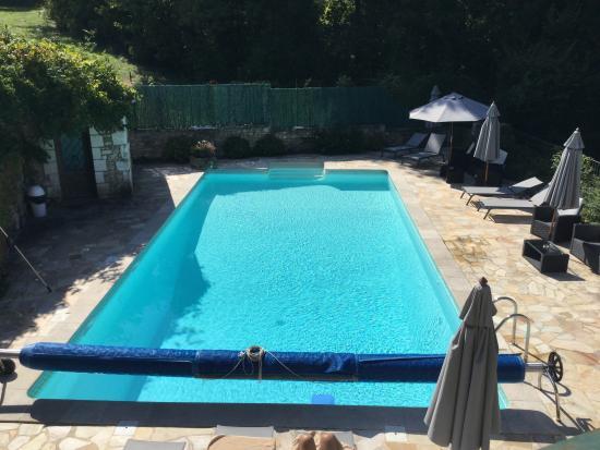 Le Moulin De Vigonac: swimming pool