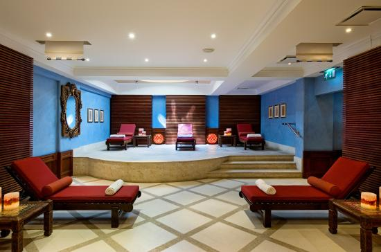 Elysium Hotel: Spa Relaxation Room