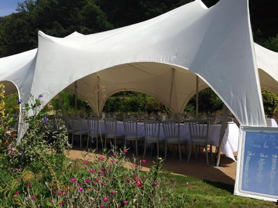 The Old Rectory: My beautiful Marquee