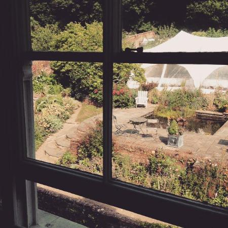 Garden view room picture of the old rectory hastings for Garden room reviews