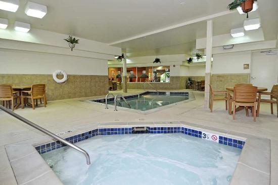 Homewood Suites by Hilton Denver West - Lakewood: Indoor Pool/Whirlpool