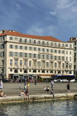 Grand Hotel Beauvau Marseille Vieux Port - MGallery Collection : MGallery Grand Hôtel Beauvau Marseille - Façade
