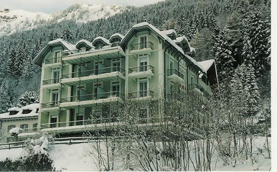 호텔 레 내셔널