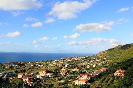 Santa Domenica, إيطاليا: территория