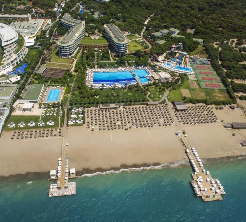 Voyage Belek Golf & Spa: General View