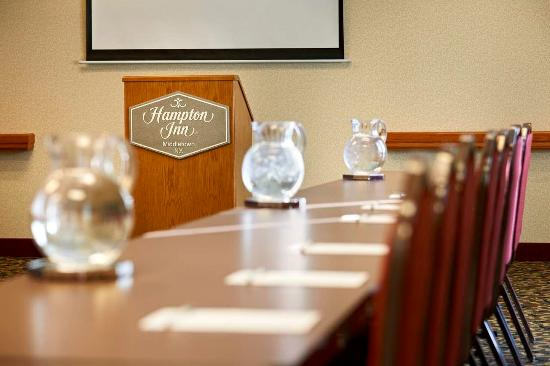 Hampton Inn Middletown: Meetings