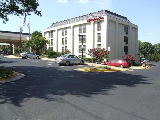 Hampton Inn Alexandria/Pentagon South: Welcome to the Hampton Inn Alexandria Hotel