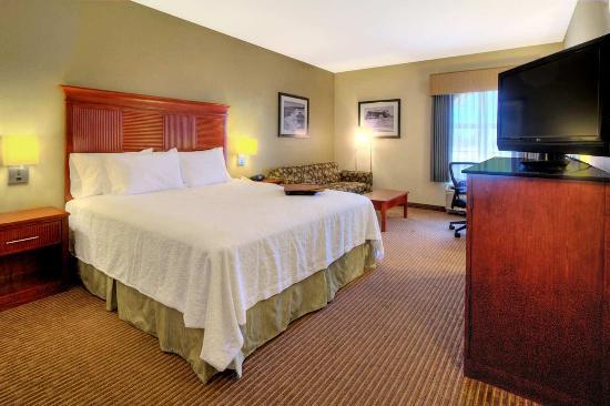 Hampton Inn Santa Cruz: King Study