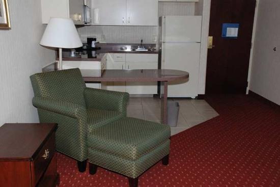 Hampton Inn - College Park: Suite
