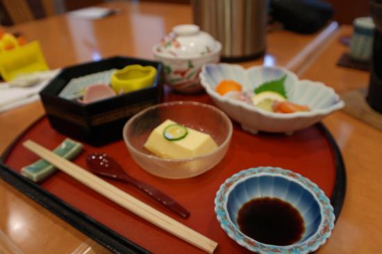Kanpo no Sato Shobara : dinner