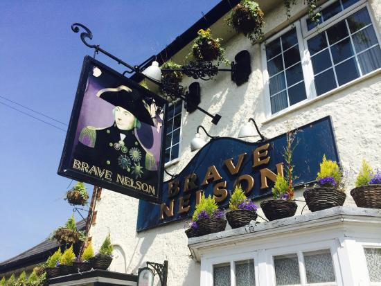 The Brave Nelson Pub