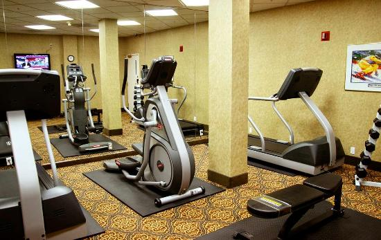 Hampton Inn & Suites by Hilton Calgary-Airport: Fitness Center