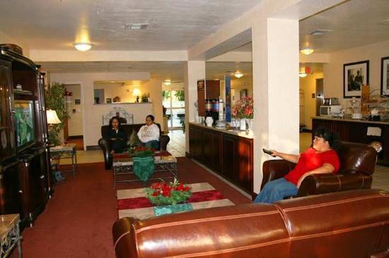 Hampton Inn Port Charlotte / Punta Gorda: Lobby