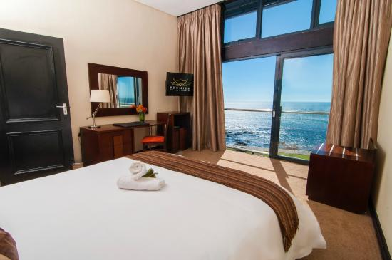 Premier Hotel Cape Town: Suite Bedroom