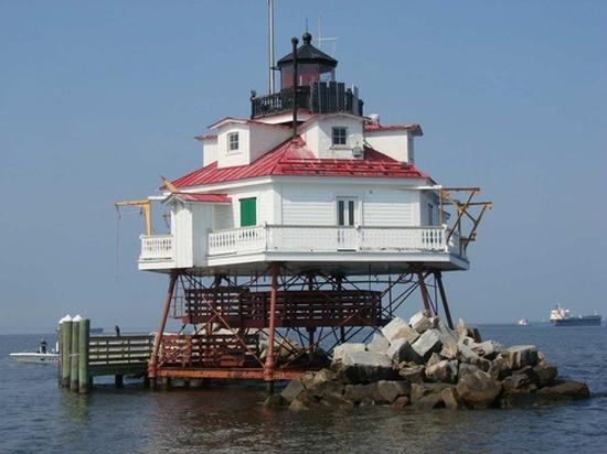 Hampton Inn & Suites Annapolis: Thomas Point Lighthouse