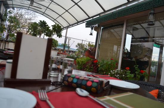 Town Table: The roof top
