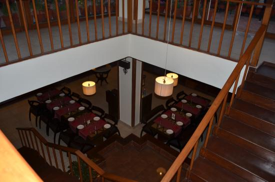 Town Table: the ground floor restaurant