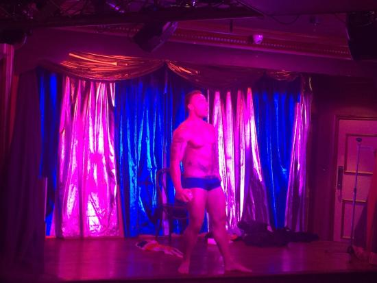 Stripper On A Sunday Night Picture Of Flying Handbag Blackpool