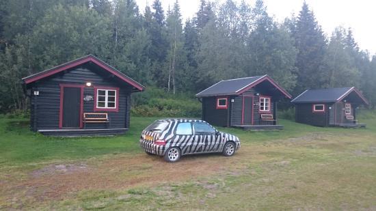 Skogly Camp site