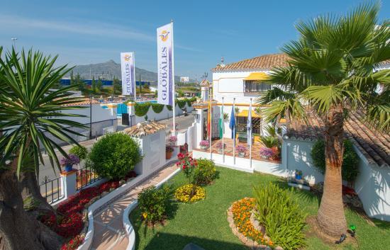 Globales Pueblo Andaluz