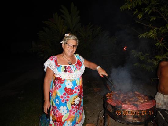 Pension Chez Rosina : Jolie robe
