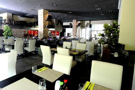 KOBE Fusion Restaurant Andel