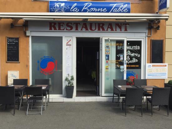 image La Bonne Table sur Belfort