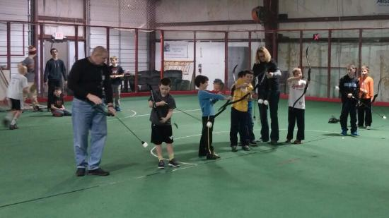 Richmond Archery Tag