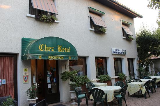 Restaurant Chez Rene A Beaurepaire