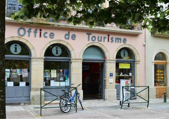‪Office de Tourisme du Grand Autunois Morvan‬