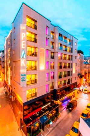 The Peak Hotel: EXTERIOR 2
