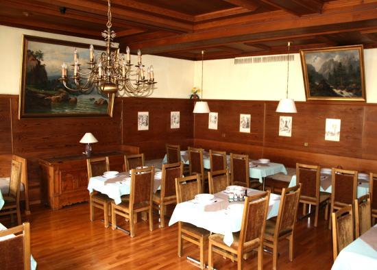Parpan, Schweiz: Speisesaal-Jenatsch-Lenzerheide