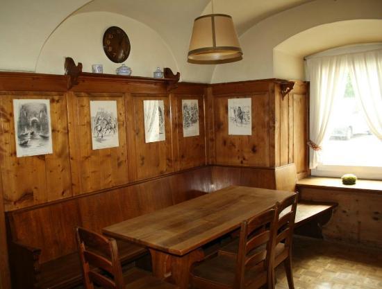 Parpan, Schweiz: Speisesaal 1Jenatsch Lenzerheide