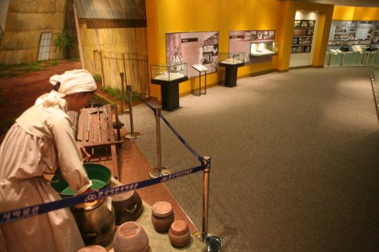 The Museum of Korea Emigration History