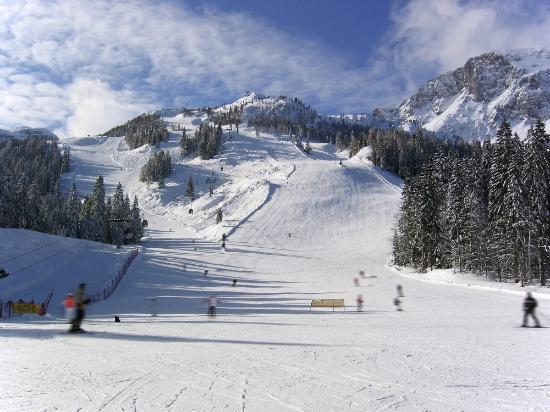 Robinson Club Schlanitzen Alm: winter sports Schlanitzen Alm